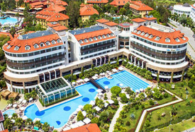 Alba Royal Hotel - Antalya Flughafentransfer