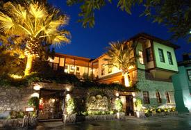 Alp Pasa Hotel - Antalya Airport Transfer