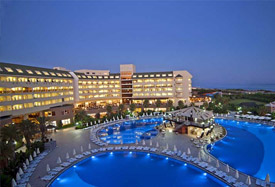 Amelia Beach Resort - Antalya Transfert de l'aéroport
