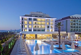 Arma's Beach Hotel - Antalya Airport Transfer