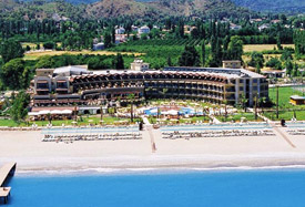 Labada Beach Resort - Antalya Taxi Transfer