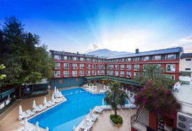 Asdem Park Hotel - Antalya Flughafentransfer