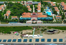 Aska Costa Holiday Club - Antalya Airport Transfer