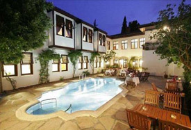 Aspen Hotel - Antalya Airport Transfer