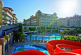 Aydinbey King`s Palace - Antalya Airport Transfer