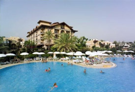 Barbaros Beach Club - Antalya Airport Transfer
