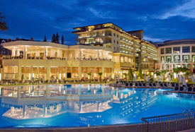 Barut Kemer Resort - Antalya Airport Transfer