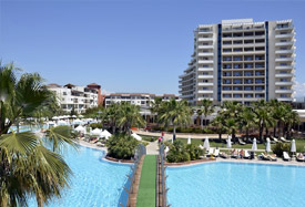 Barut Lara Hotel - Antalya Taxi Transfer