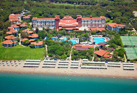 Belconti Resort Hotel - Antalya Luchthaven transfer