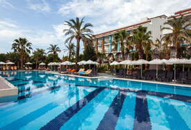 Belek Beach Resort Hotel - Antalya Flughafentransfer