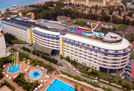 Bera Hotel Alanya - Antalya Трансфер из аэропорта