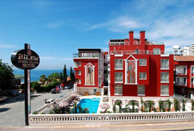 Bilem High Class Hotel - Antalya Flughafentransfer