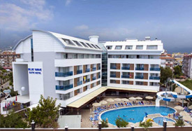 Blue Wave Suite Hotel - Antalya Luchthaven transfer