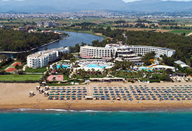 Kaya Side Hotel - Antalya Taxi Transfer