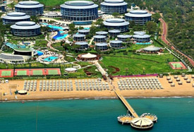 Calista Luxury Resort - Antalya Transfert de l'aéroport