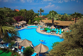 Can Garden Beach Hotel - Antalya Luchthaven transfer