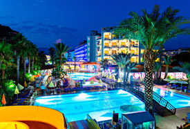 Caretta Beach Hotel - Antalya Flughafentransfer