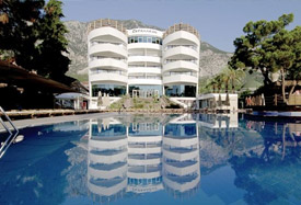 Catamaran Resort Hotel - Antalya Taxi Transfer