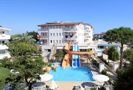Catty Cats Garden Hotel - Antalya Taxi Transfer
