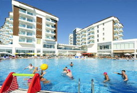 Cenger Beach Resort Spa - Antalya Taxi Transfer