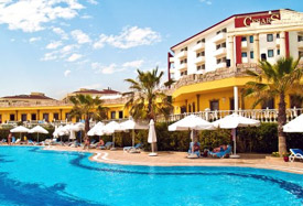 Cesars Side by Blue Sea - Antalya Airport Transfer