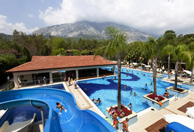 Champion Holiday Village - Antalya Airport Transfer