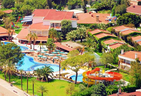 Club Boran Mare Beach - Antalya Airport Transfer