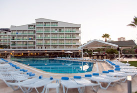 Club Hotel Falcon - Antalya Airport Transfer