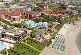 Club Insula Resort Spa - Antalya Airport Transfer