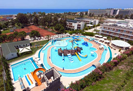 Club Kastalia Hotel - Antalya Airport Transfer