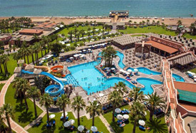 Club Mega Saray - Antalya Flughafentransfer