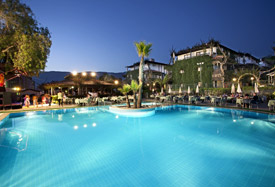Club Titan Hotel - Antalya Taxi Transfer