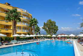 Club Paradiso - Antalya Airport Transfer