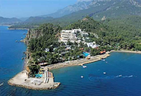 Club Phaselis Goynuk - Antalya Taxi Transfer