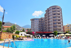 Club Sidar Apart Hotel - Antalya Airport Transfer