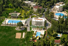 Club Hotel Sidelya - Antalya Airport Transfer
