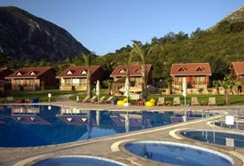 Club Sun Village Hotel - Antalya Airport Transfer