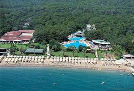 Club Zigana Hotel - Antalya Airport Transfer