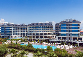 Commodore Elite Suites - Antalya Luchthaven transfer