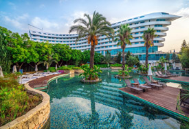 Concorde De Luxe Resort - Antalya Airport Transfer