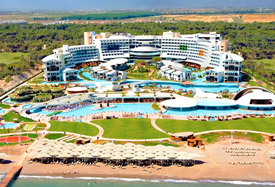 Cornelia Diamond Golf Resort - Antalya Flughafentransfer