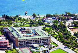 Crystal De Luxe Resort - Antalya Airport Transfer