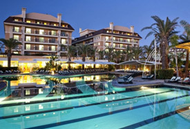 Crystal Family Resort Spa - Antalya Taxi Transfer