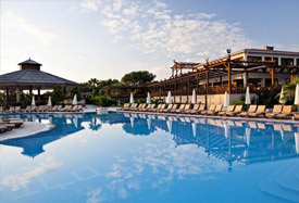 Crystal Flora Beach Resort - Antalya Airport Transfer