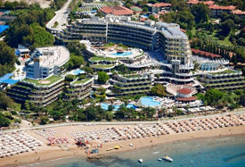 Crystal Sunrise Queen Resort - Antalya Luchthaven transfer