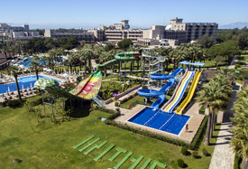 Crystal Tat Beach Golf Resort - Antalya Flughafentransfer