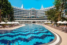 Delphin Botanik Platinum - Antalya Airport Transfer