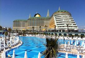 Delphin Imperial Lara - Antalya Taxi Transfer