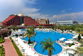 Delphin Palace  - Antalya Airport Transfer