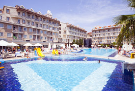 Diamond Beach Hotel - Antalya Luchthaven transfer